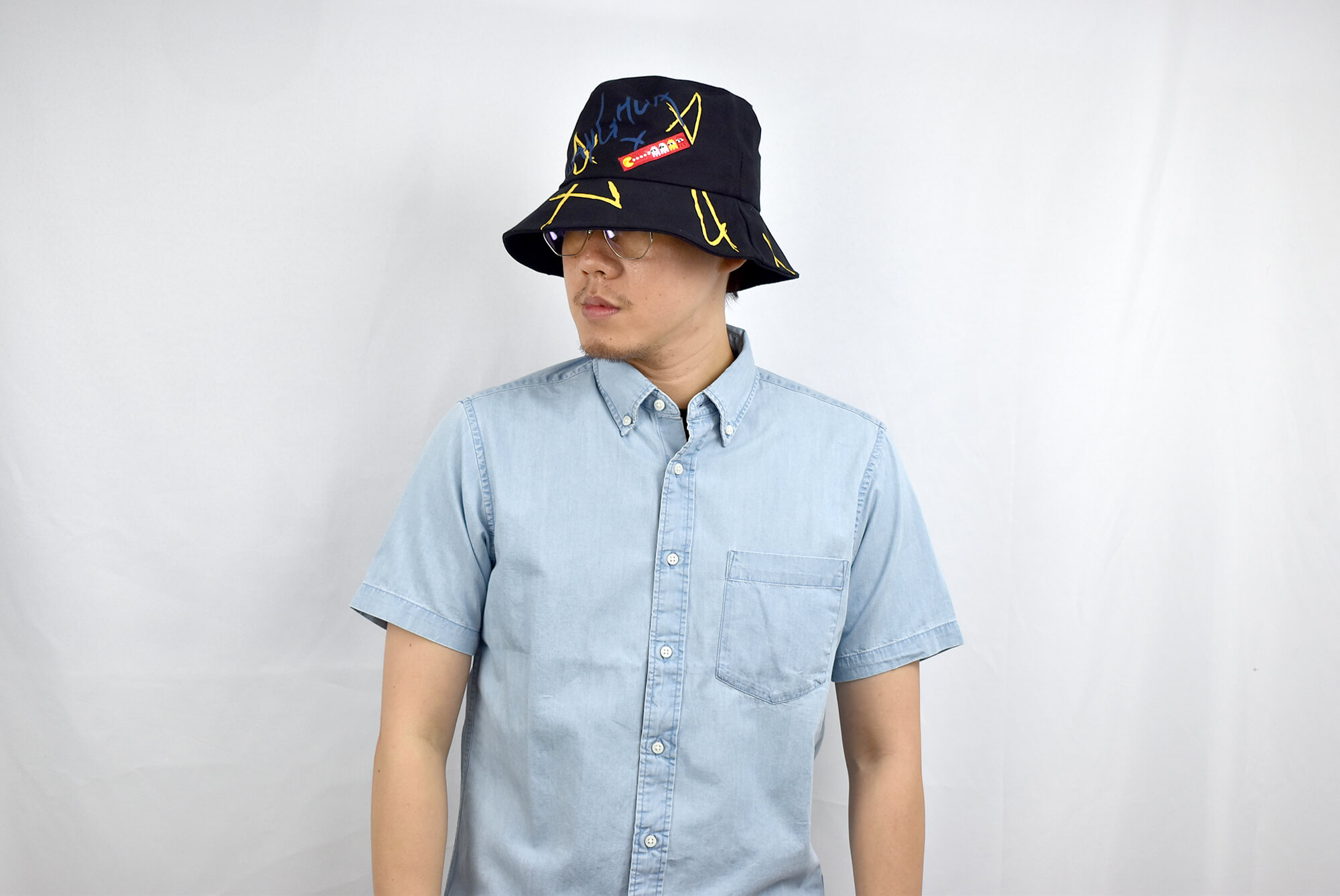 漁夫帽穿搭