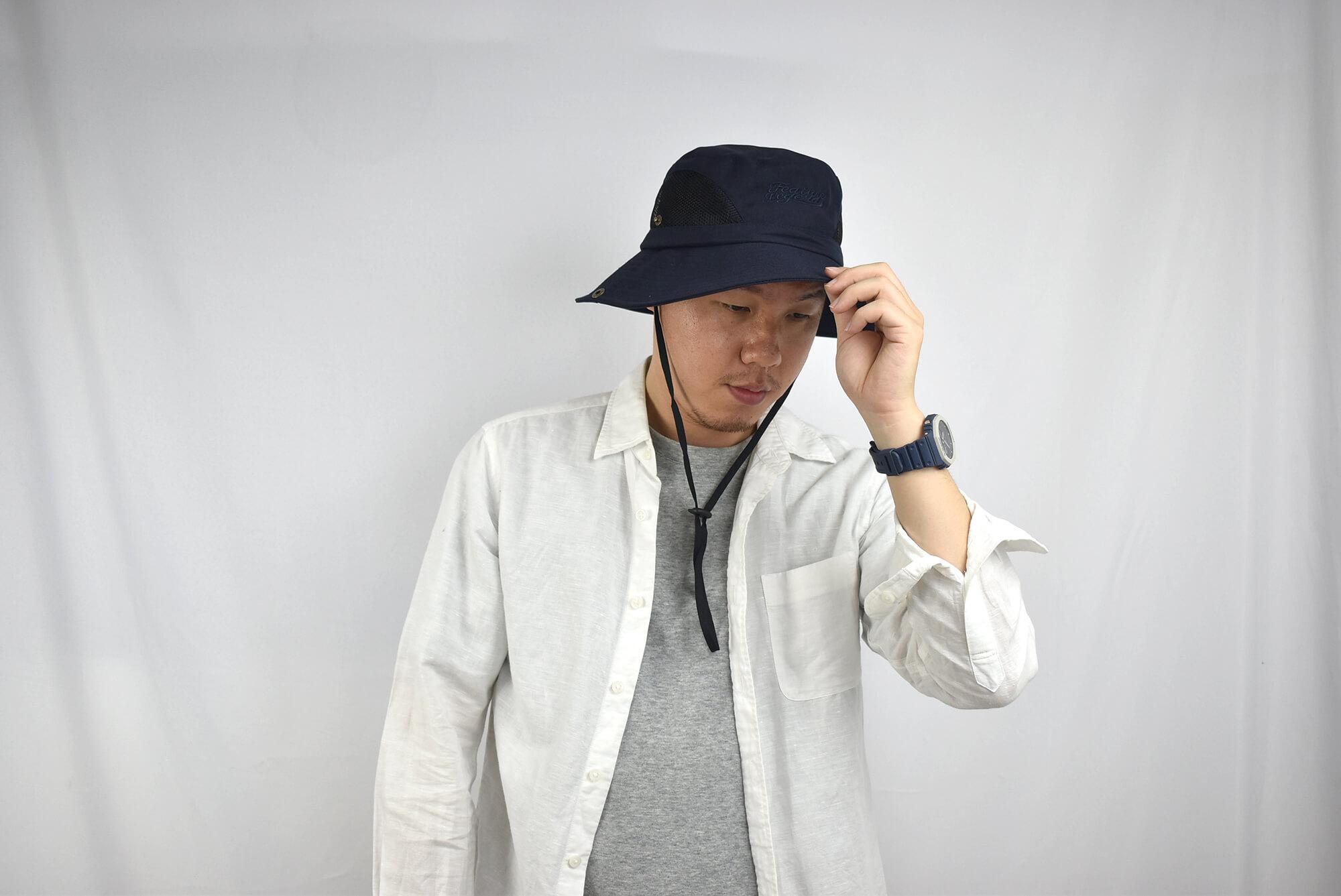 抽繩漁夫帽